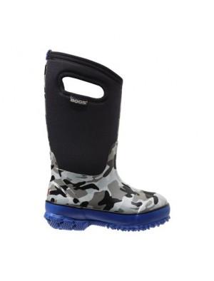 Dětské boty Classic Camo - Black