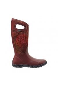 Dámské boty North Hampton Floral - Raisin
