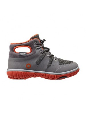 Dětské boty NW 23rd - dark gray multi