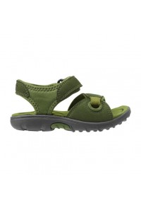 Dětské boty Yukon Saldal - Green Multi