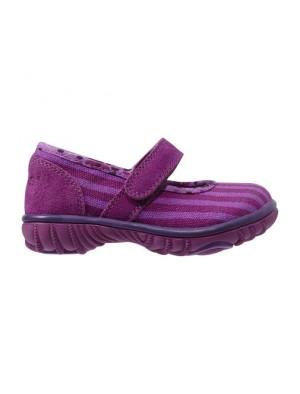 Dětské boty Hop Scotch Maryjane - Purple Multi