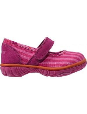 Dětské boty Hop Scotch Maryjane - Pink Multi