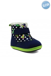 BB ELLIOT GIRAFFE DARK BLUE multi